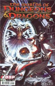 Worlds Of Dungeons & Dragons #2 Cover A (2008) DDP Devil's Due Publishing comic book